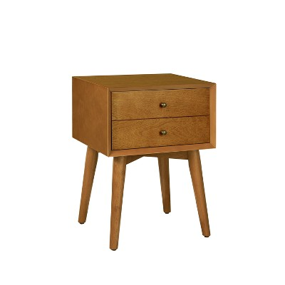 Landon Nightstand Acorn - Crosley