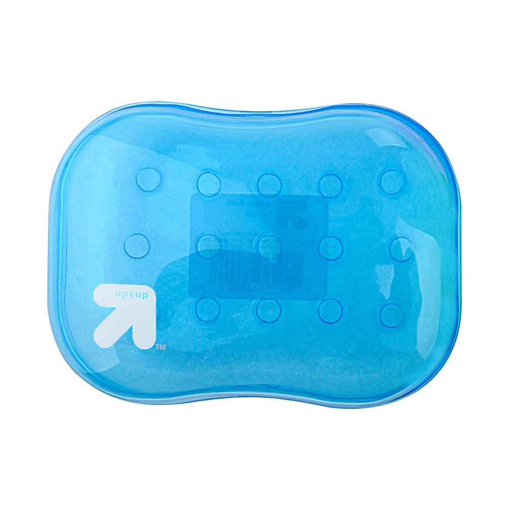 Polypropylene Soap Dish - Blue - Up&Up