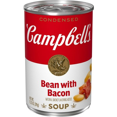 Campbell's Condensed Bean with Bacon Soup - 11.5oz