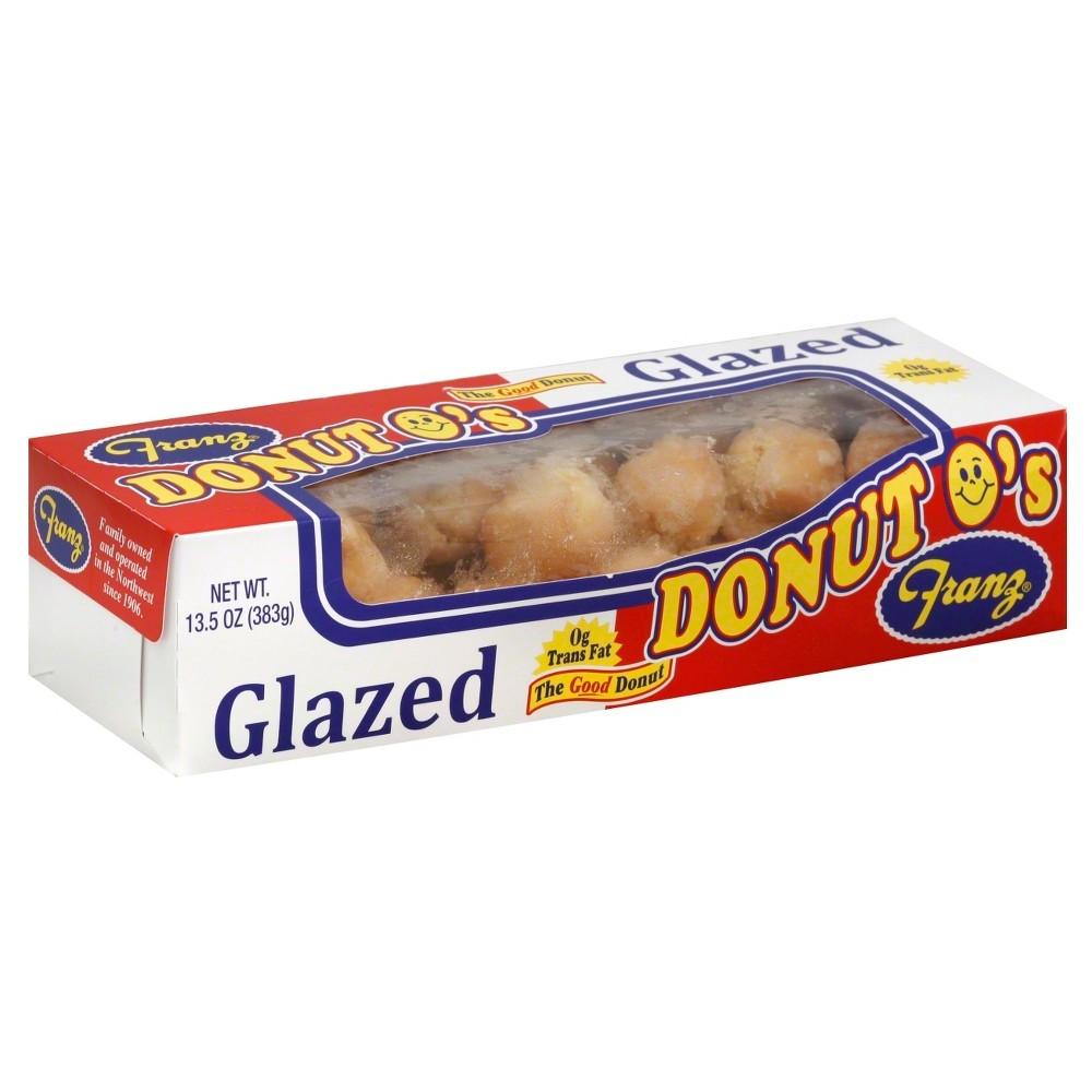 Franz Glazed Donut O's - 13.5oz