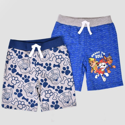 Toddler Boys  PAW Patrol Shorts Set - Blue   Target 9cb736e50