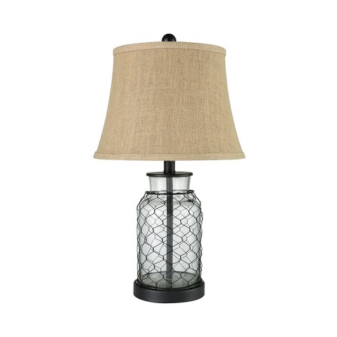 Hillside Table Lamp Black (Includes Energy Efficient Light Bulb) - Pomeroy - image 1 of 1