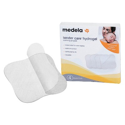 Medela Tender Care HydroGel Pads - 4pk