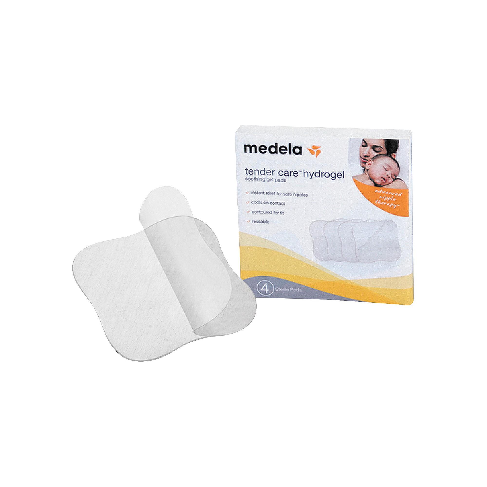 Medela Tender Care HydroGel Pads - 4pk, Clear