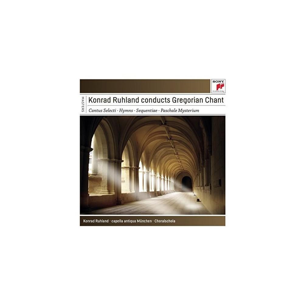 Konrad Ruhland - Konrad Ruhland Conducts Gregorian Cha (CD)