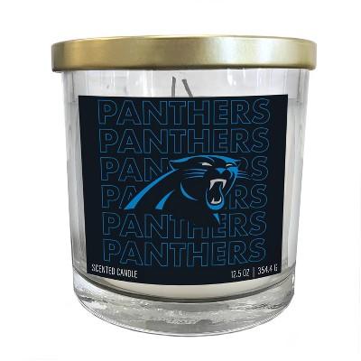 NFL Carolina Panthers Echo Team Candle