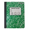 College Ruled Solid Composition Notebook (Colors May Vary) - Unison - image 4 of 4