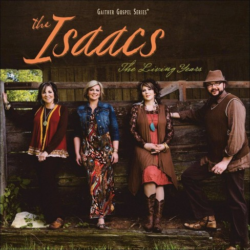 Isaacs - Living years (CD) - image 1 of 1