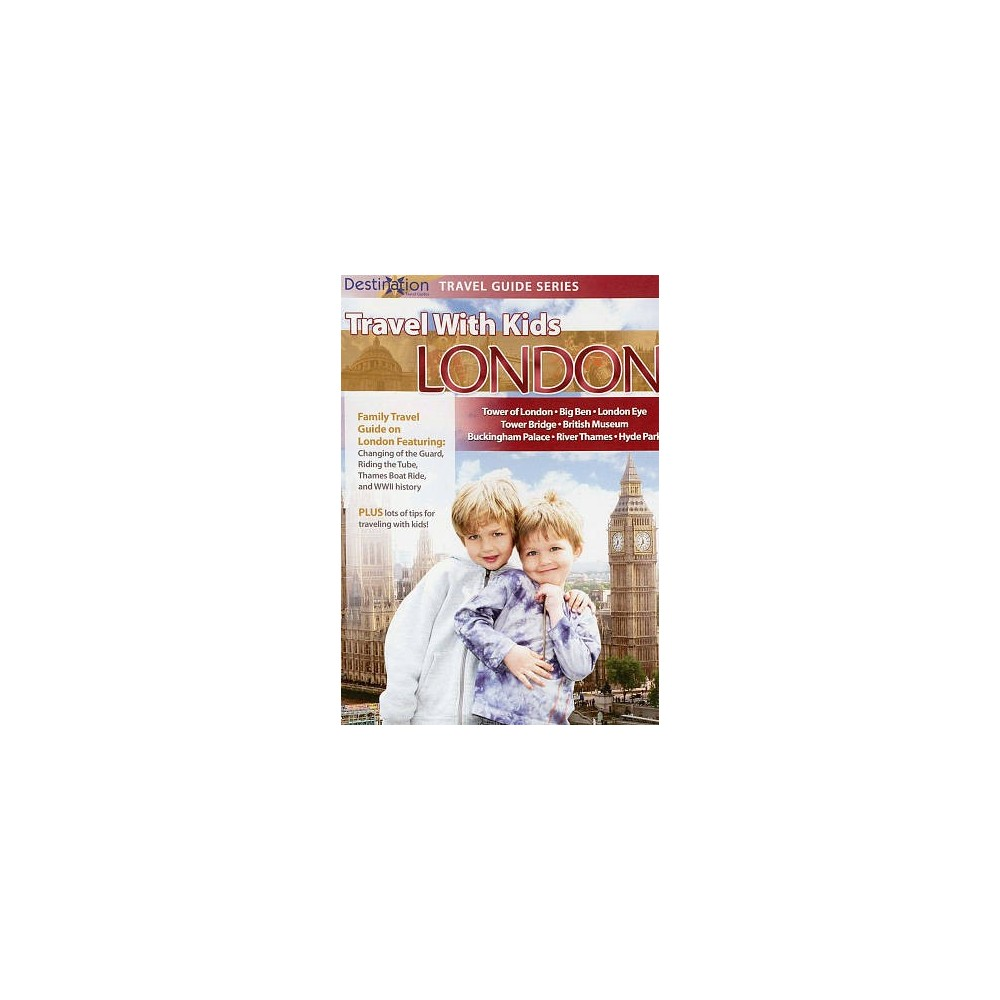 Travel With Kids:London (Dvd)