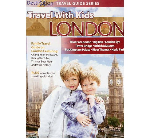 Travel With Kids:London (DVD) - image 1 of 1