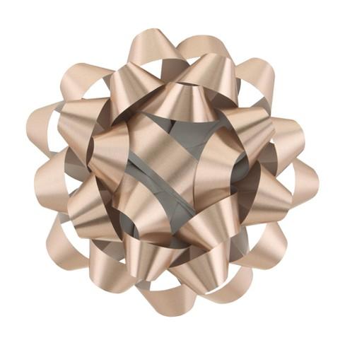 Mettone Jumbo Bow Rose Gold - Spritz™ - image 1 of 2