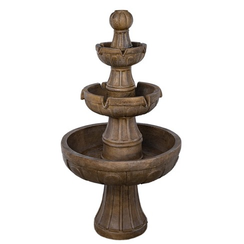 """Napa Valley 45"""" Outdoor Water Fountain - Bond - image 1 of 4"""