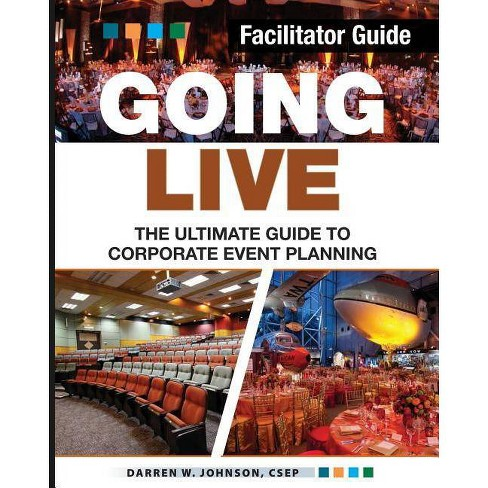 Going Live - by  Darren W Johnson (Paperback) - image 1 of 1