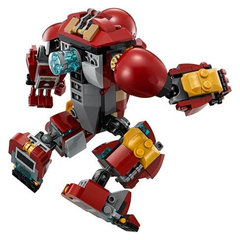 LEGO Super Heroes Marvel Avengers Movie The Hulkbuster Smash-Up 76104