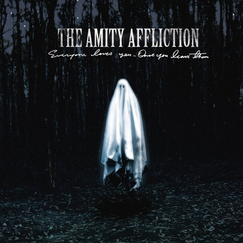 Amity Affliction - Everyone Loves You...Once You Leave Them (CD) - image 1 of 1