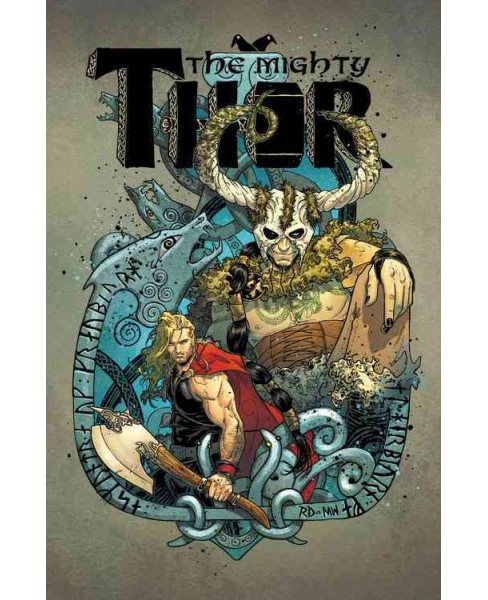 Mighty Thor 2 : Lords of Midgard (Hardcover) (Jason Aaron) - image 1 of 1