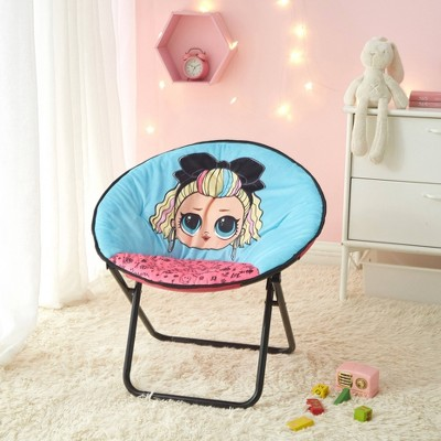 L.O.L. Surprise! Figural Saucer Chair