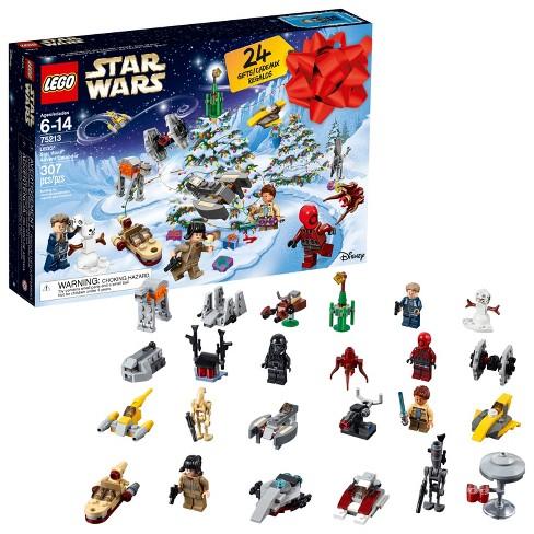 LEGO Star Wars Advent Calendar 75213   Target c474bac8c2