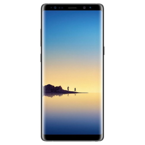 Samsung Galaxy Note8 - AT&T Midnight Black - image 1 of 3