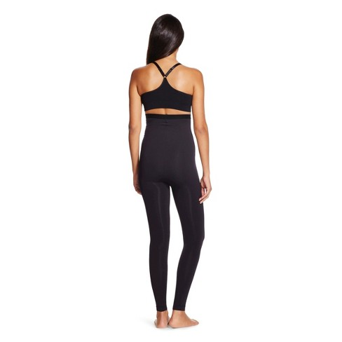 68991966d8f9f9 Assets® By Spanx® Women's Hi Waist Seamless Leggings - Black : Target