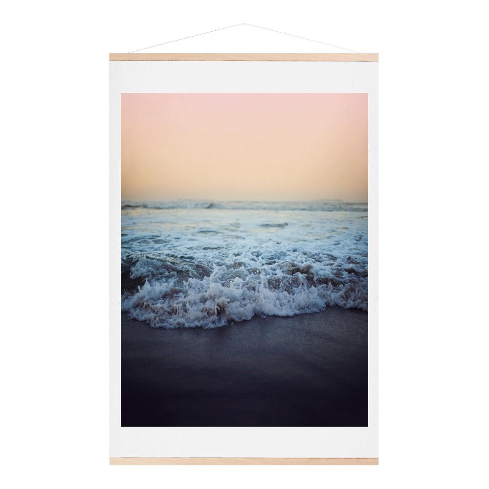 Leah Flores Crash Into Me Art Print and Hanger 18