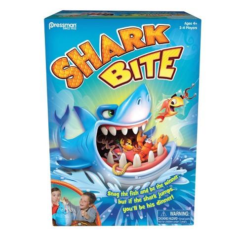 Pressman Shark Bite Game - image 1 of 4