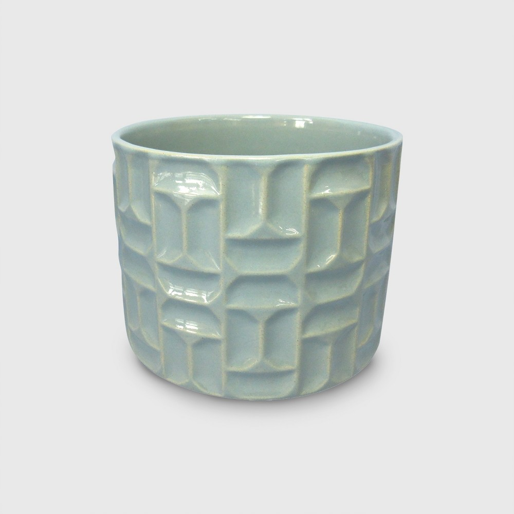Clay Vase - Teal - Project 62