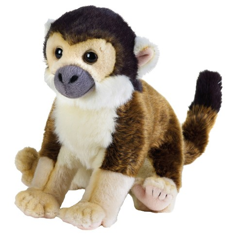 Lelly National Geographic Plush Squirrel Monkey Target