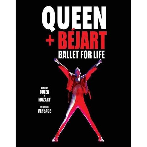 Queen + Bejart:  Ballet for Life (Blu-ray) - image 1 of 1