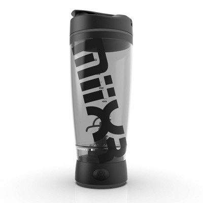 Promixx MiiXR Electric Shaker Bottle - Black/Gray - 20oz