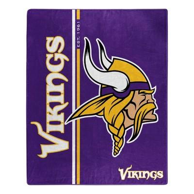 NFL Minnesota Vikings Throw Blankets