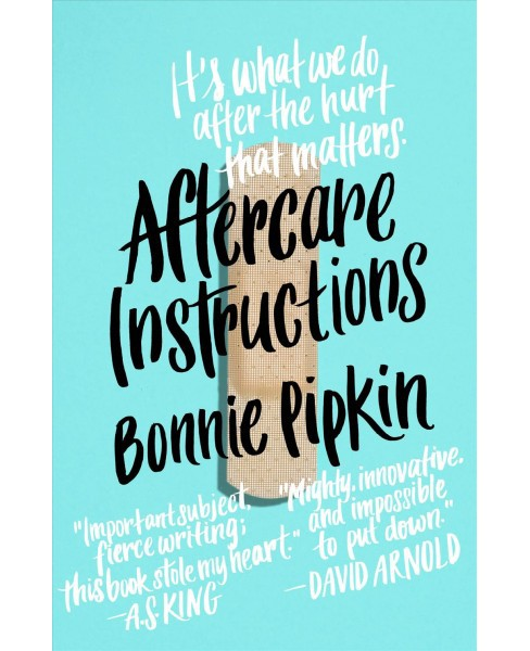 Aftercare Instructions -  Reprint by Bonnie Pipkin (Paperback) - image 1 of 1