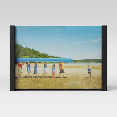 "5"" x 7"" Picture Holder Frame Black - Room Essentials™"