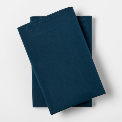 Pillowcases (King)Navy 300 Thread Count - Project 62™