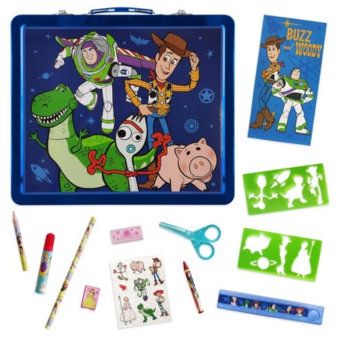 Disney Toy Story Tin Art Kit - Disney store - image 1 of 4