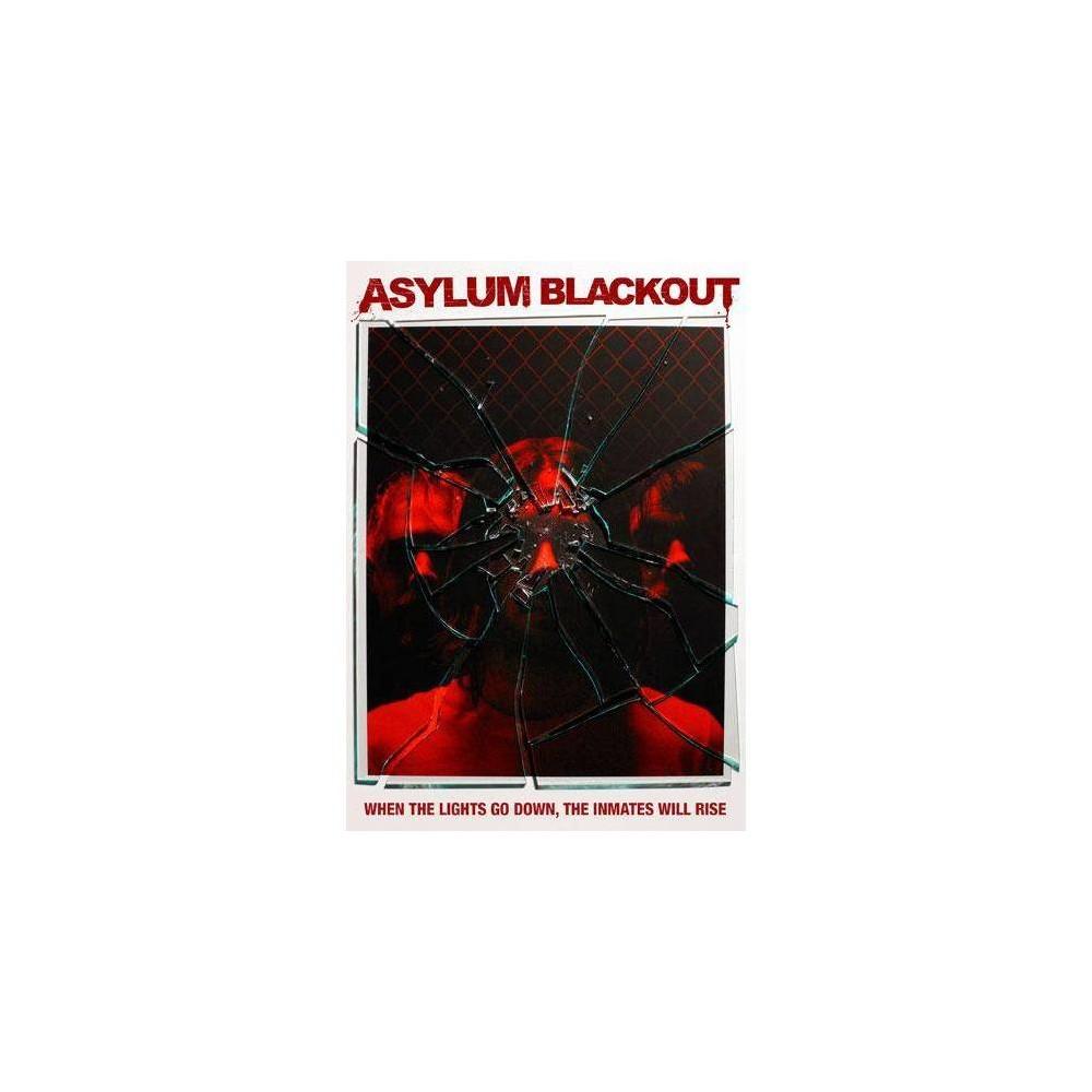 Asylum Blackout Dvd