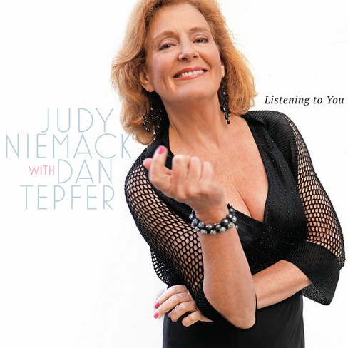 Judy Niemack - Listening To You (CD) - image 1 of 1
