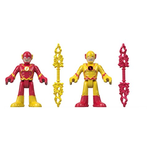 Fisher-Price Imaginext DC Super Friends Flash & Reverse Flash - image 1 of 4
