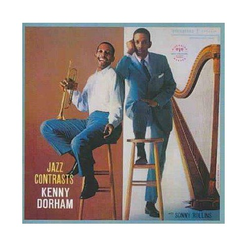 Dorham - Jazz Contrasts (CD) - image 1 of 1