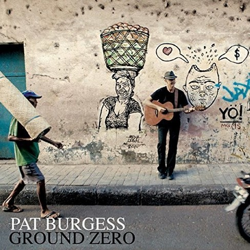 Pat burgess - Ground zero (CD) - image 1 of 1