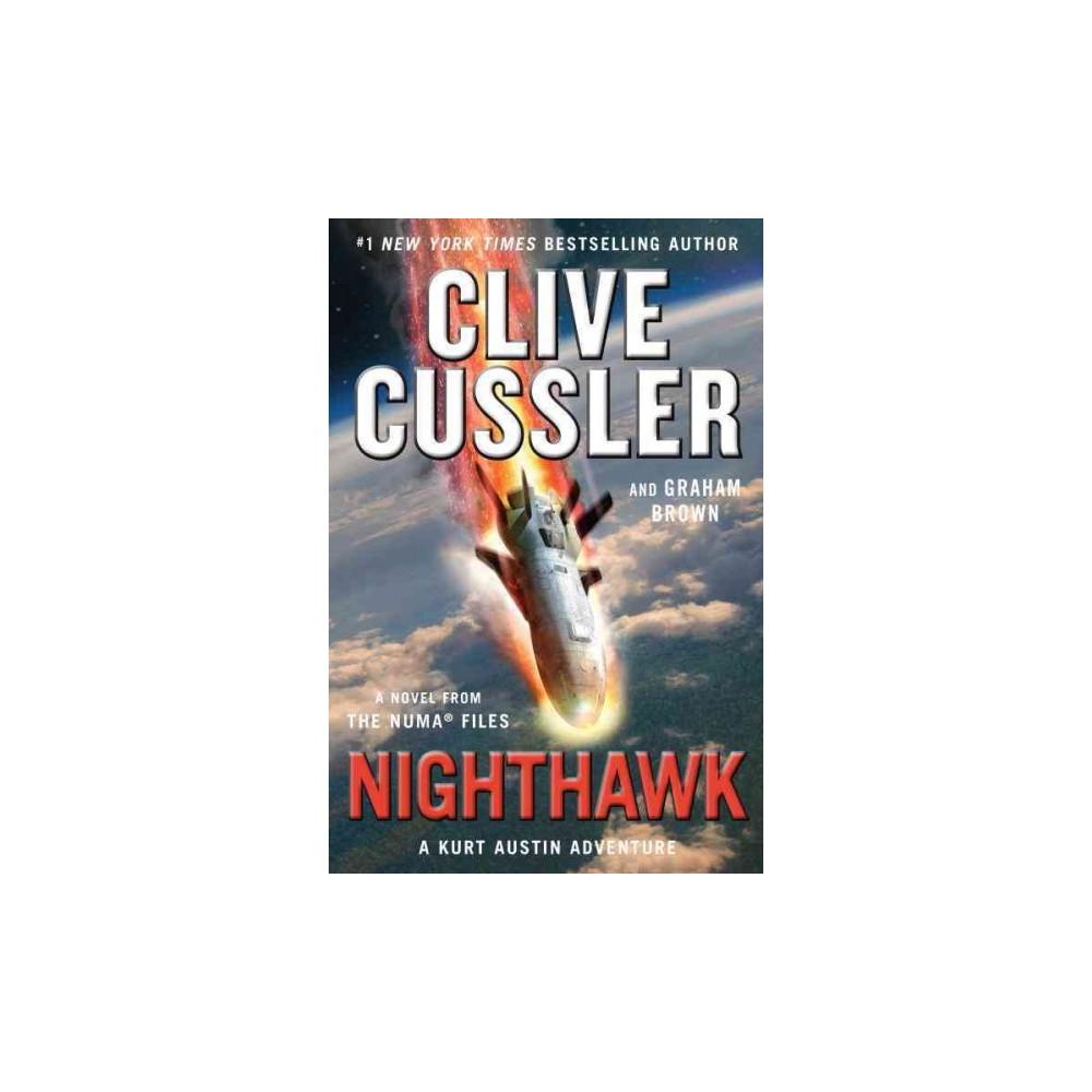 Nighthawk (Hardcover) (Clive Cussler & Graham Brown)