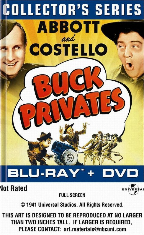 Buck privates (Blu-ray) - image 1 of 1