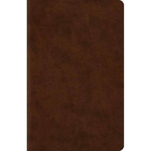 Wide Margin Reference Bible-ESV - (Leather_bound) - image 1 of 1