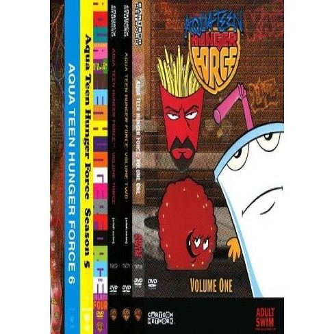 Aqua Teen Hunger Force: Volumes 1-7 (DVD) - image 1 of 1