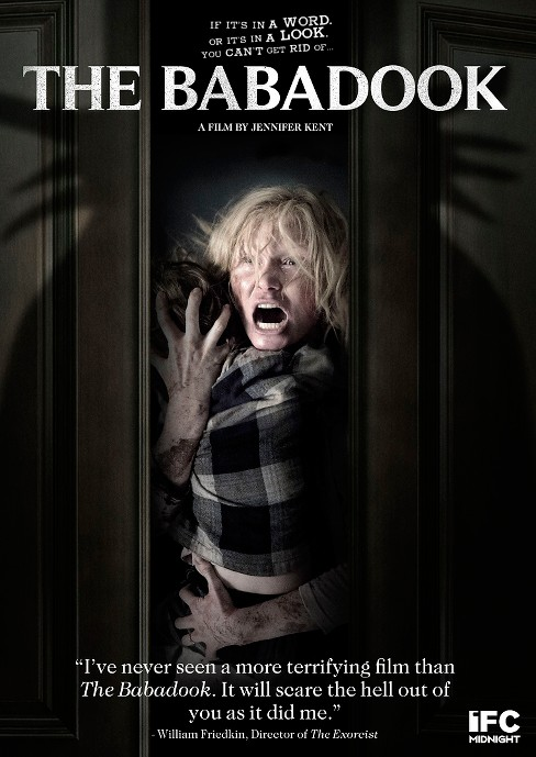 The Babadook (dvd_video) - image 1 of 1