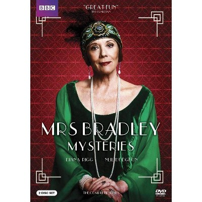 Mrs. Bradley Mysteries: The Complete Series (DVD)(2017)