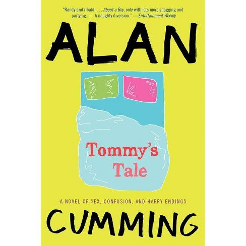 Tommy's Tale - by  Alan Cumming (Paperback) - image 1 of 1