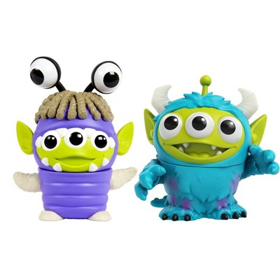 Disney Pixar Alien Remix Sully & Boo 2pk