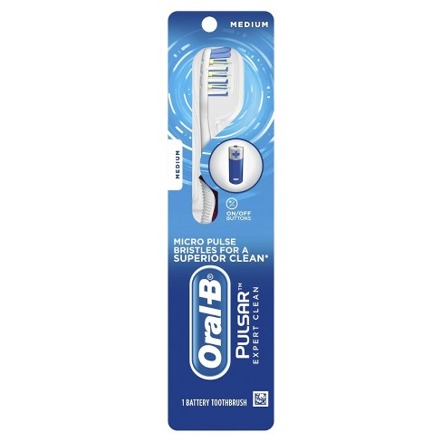 Braun Oral-B Pro Expert Advanced Battery Powered Toothbrush NEW