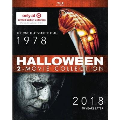 Halloween (1978)/(2018) 2-Movie Collection (Blu-ray)